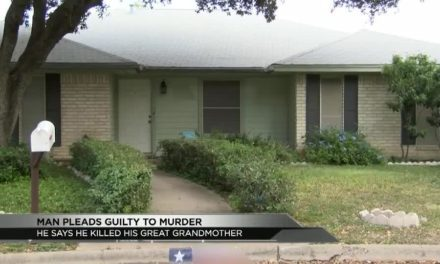 McAllen Man Pleads Guilty To Killing Great Grandmother