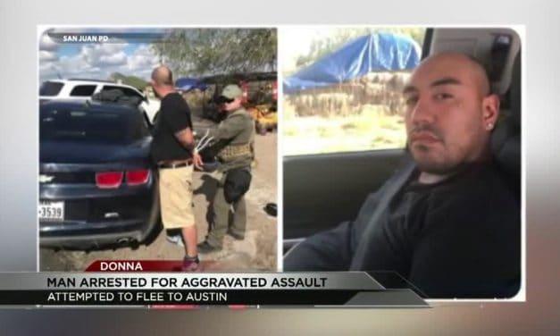 Fugitive Arrested in Donna