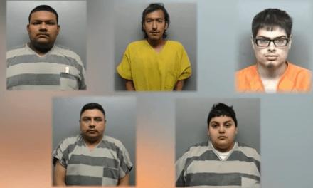 Ten Arrested in Operation Gotcha