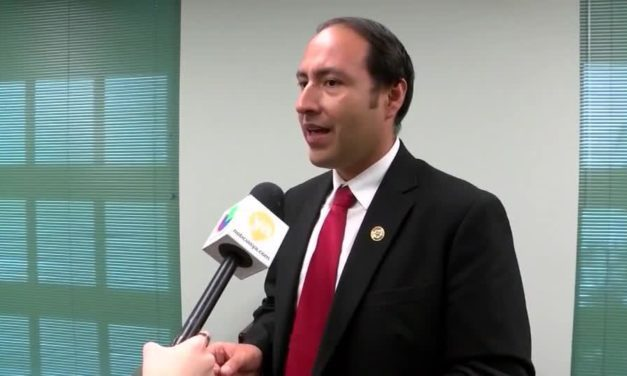 LULAC President Agrees With Border Wall