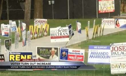 Voter Turnout Increase In Hidalgo County