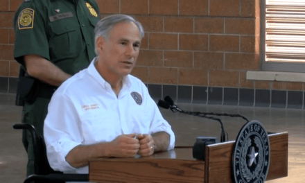 Governor Abbott Visits RGV, Discusses Mobilization Of National Guard