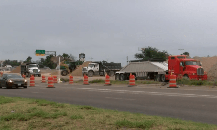 TxDot Says Drivers Should Slow Down and Move In Construction Areas