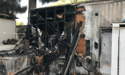 Family Loses Everything In House Fire