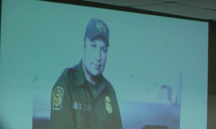 Trial Begins For Man Accused Of Killing A Border Patrol Agent