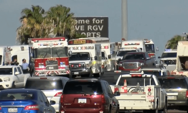 24 Students Hospitalized After Multi-Vehicle Accident