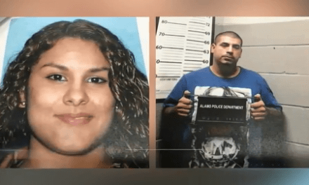 Couple Wanted By Alamo PD for Alleged Organized Criminal Activities