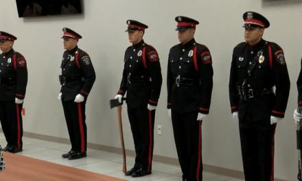 McAllen Authorities Render Tribute To 9/11 Victims