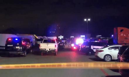 Shots Fired Near Truck Stop, Suspect In Custody