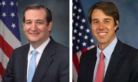 Programming Alert: Ted Cruz and Beto O'Rourke debate tonight at 6. Watch it here.
