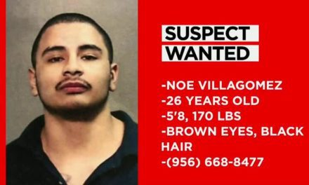 26-Year-Old Wanted In Hidalgo County For Burglary Of A Building