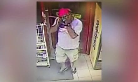 Towel-Covered Suspect Wanted For Aggravated Robbery