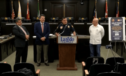 Report Indicates Laredo Had Almost A 50 Percent Decrease In Violent Crimes Since 2006