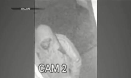 McAllen Police Search For Burglary Suspect