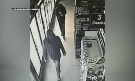 La Joya Police Search For Break-In Suspects