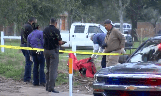 Authorities Investigate Body Found Inside Duffel Bag
