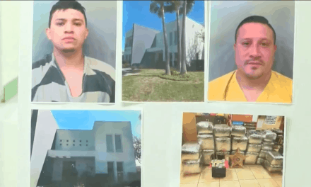 Two Arrested After House Raid, Charged With Possession Of Marijuana