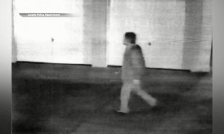 Burglary Suspect Wanted In Laredo