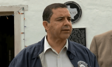 Congressman Greeted With Protest At La Lomita Chapel