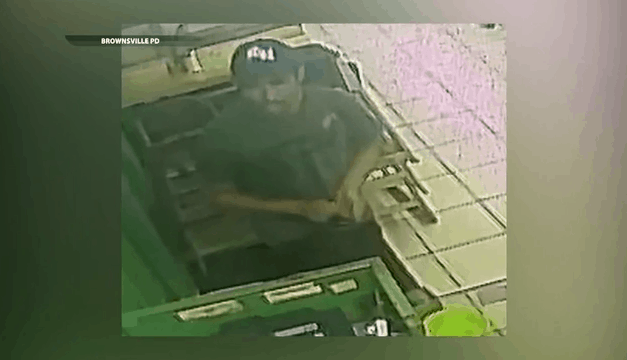 Theft Suspect Wanted In Brownsville