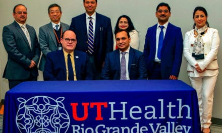 Cancer immunology team welcomed to Biomedical Research Building at DHR Health