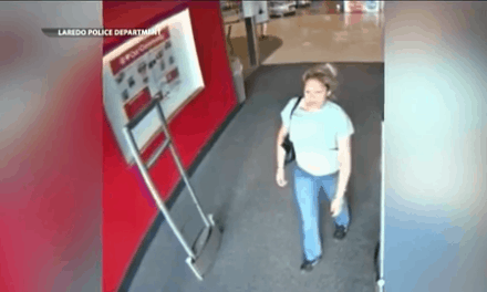 Laredo Woman Wanted In Connection To Theft Case