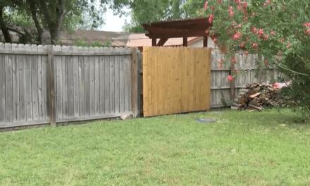 Fence Blocking Alleyway Access Creating Concern