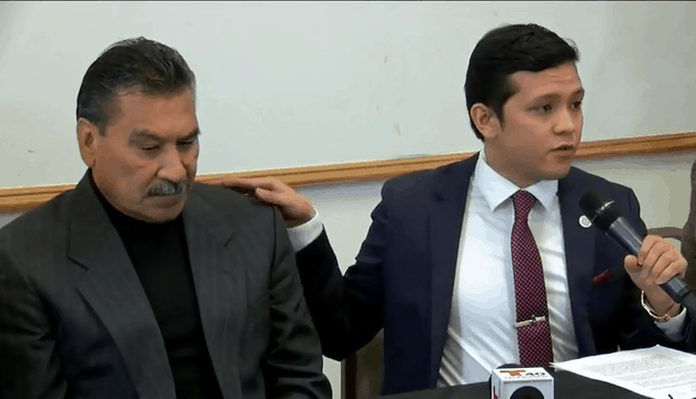 Former Hidalgo Chief Of Police Cleared Of Domestic Abuse Charges