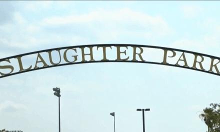 Police Investigate Stabbing At Slaughter Park