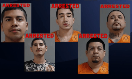 Five Charged With Attempted Capital Murder