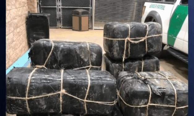 Marijuana Seized By Federal Agents In West Laredo