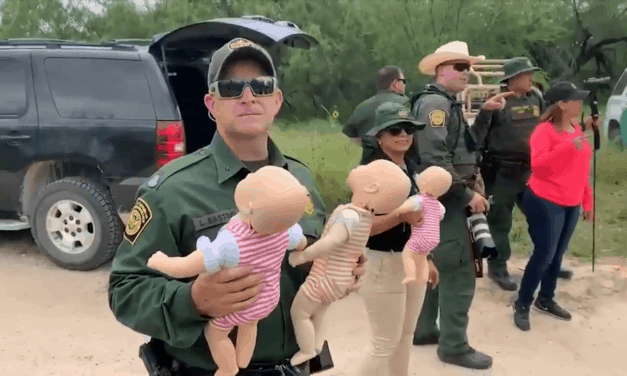 RGV Border Patrol Demonstrate Dangers Immigrants Face