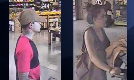 Two Suspects Wanted For Burglary Of Vehicle