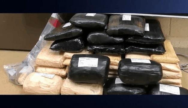 Meth Intercepted By Federal Authorities