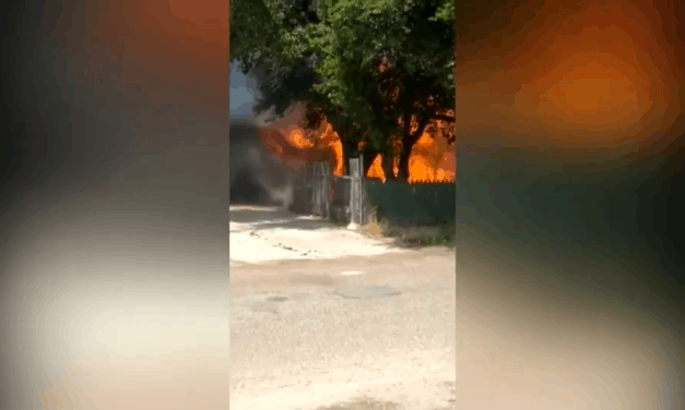11-Year-Old Dies After Home is Engulfed In Flames