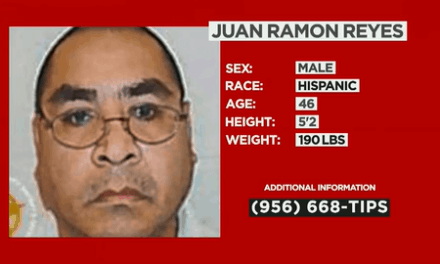 Hidalgo County Authorities Searching For Suspect