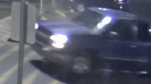 Suspect Wanted for Hit-And-Run