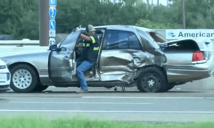 Car Accident Under Investigation