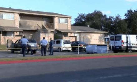 Suspect Dies From Self-Inflicted Gunshot Wound