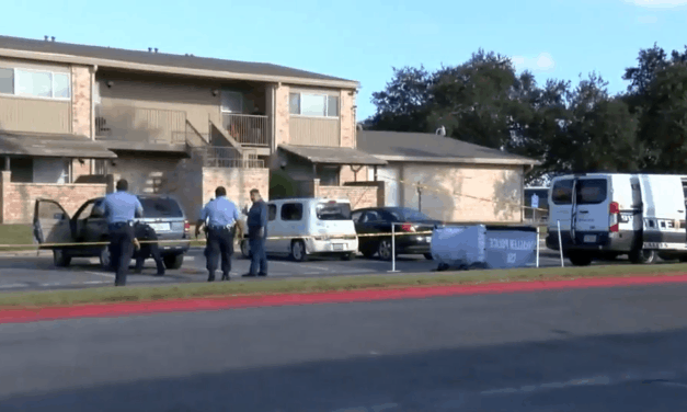Suspect Dies From Self-Inflicted Gunshot Wound