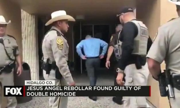 Jesus Angel Rebollar Found Guilty of Double Homicide