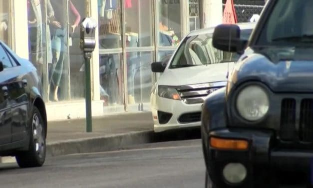 Man Arrested for Burglarizing Truck in Downtown Laredo