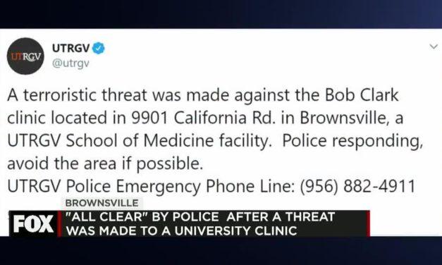 Terroristic Threat Near UTRGV Brownsville
