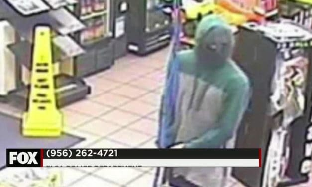 Elsa Police Search for Robbery Suspect