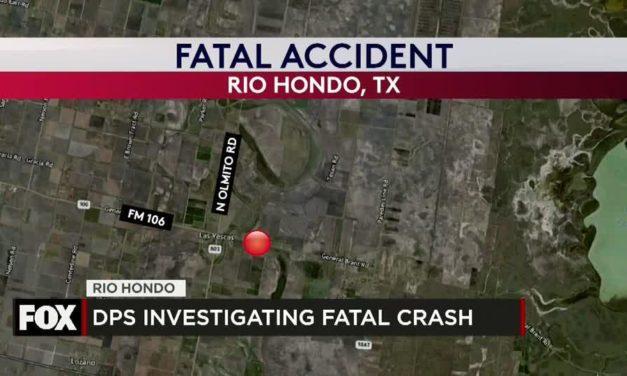 Tragic Accident in Rio Hondo leaves one dead