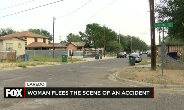 Woman Arrested after Fleeing Accident Scene