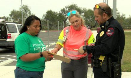 Local Representatives become Child Passenger Safety Technicians.