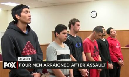 Robbery and Organized Crime Arraignment