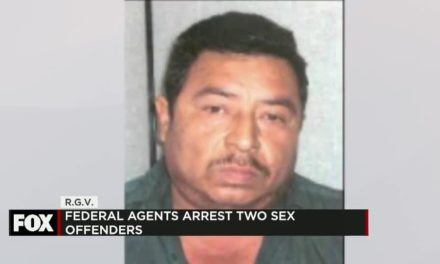Federal Agents Arrest Two Sex Offenders