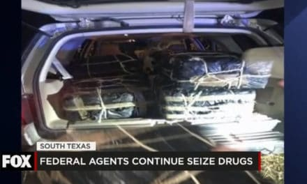 Federal Agents Disrupting Smuggling Attempts